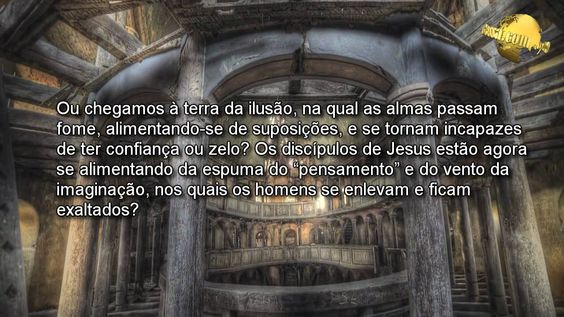 O evangelho da Ilusão - C. H. Spurgeon