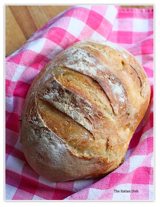 I've been using this recipe for about a month now & I absolutely love it! Super easy to make the dough and it's great being able to have a quick homemade loaf of bread with dinner.