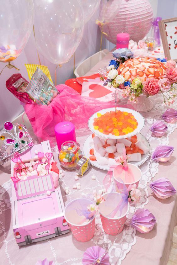 女子向け壁紙パーティー