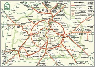 Berliner Netzspinne der DR 1951
