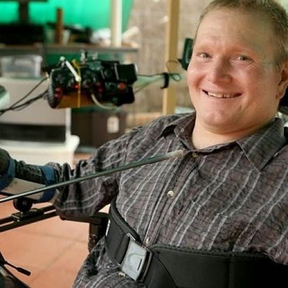 This is former rugby player Greg Moran, he offers hope and inspiration to those newly facing life in a wheelchair. #wheelchair #catheter #selfcathete #inspiration