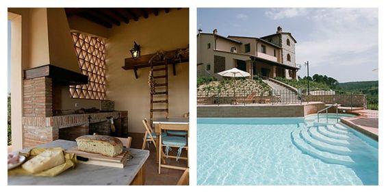 Het vrolijke Toscaanse platteland: Montaione