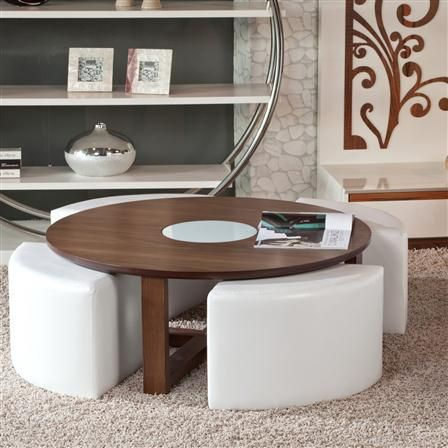 Coffee Table Brown And White DESIGN AND HOME Pinterest Coffee