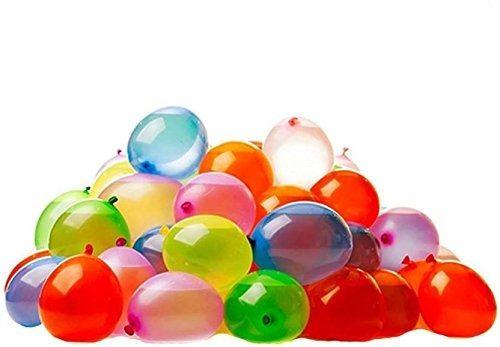 111 Water Balloons Bomb Self Tying Kid Summer Party Fun Toys Bag Filler Purple