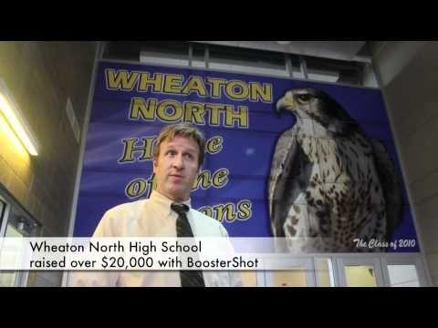 Sponsor Testimonial: Wheaton North High School  http://www.goboostershot.com/store/