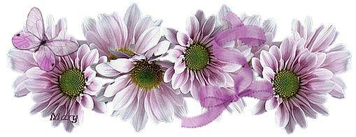 barras separadoras flores verdes - Buscar con Google