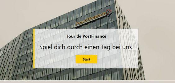Großartig! Emotionales #Recruiting: Ein Tag bei Deinem Unternehmen via @postfinance
