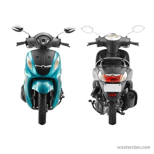 Yamaha Fascino Price Colours Images Models Mileage