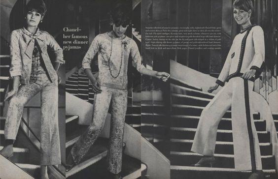 Pijamas!!! 1965