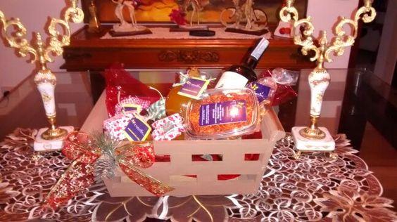 Anchetas navideñas Valentina Gourmet