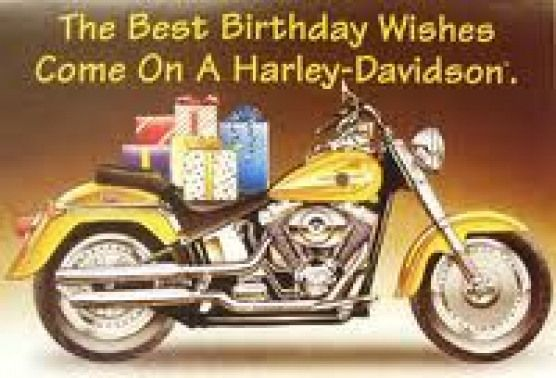 Happy Birthday Harley Bike Pictures Google Search