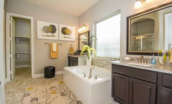Laurel New Home Plan In Treviso Bay Classic Homes Home Colors And Bath Paint