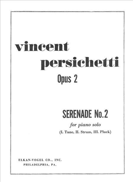 Serenade No. 2 (Solo Part)