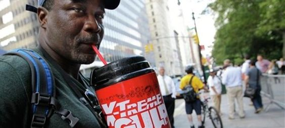 Live Healthy - less intake of sugary beverages