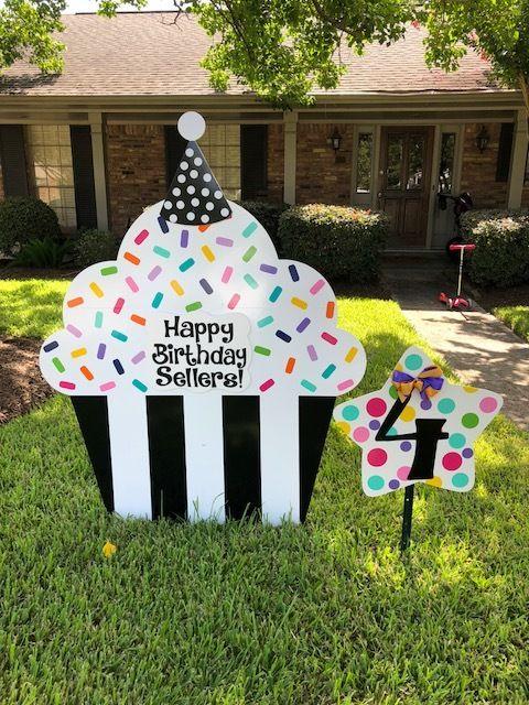 Img 0655 Jpg Birthday Yard Signs Happy Birthday Yard Signs Diy Birthday Decorations