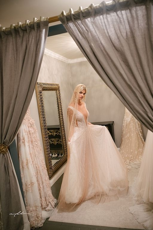 What To Expect At Your First Wedding Dress Fitting Fitted Wedding Dress Wedding Dresses Dresses