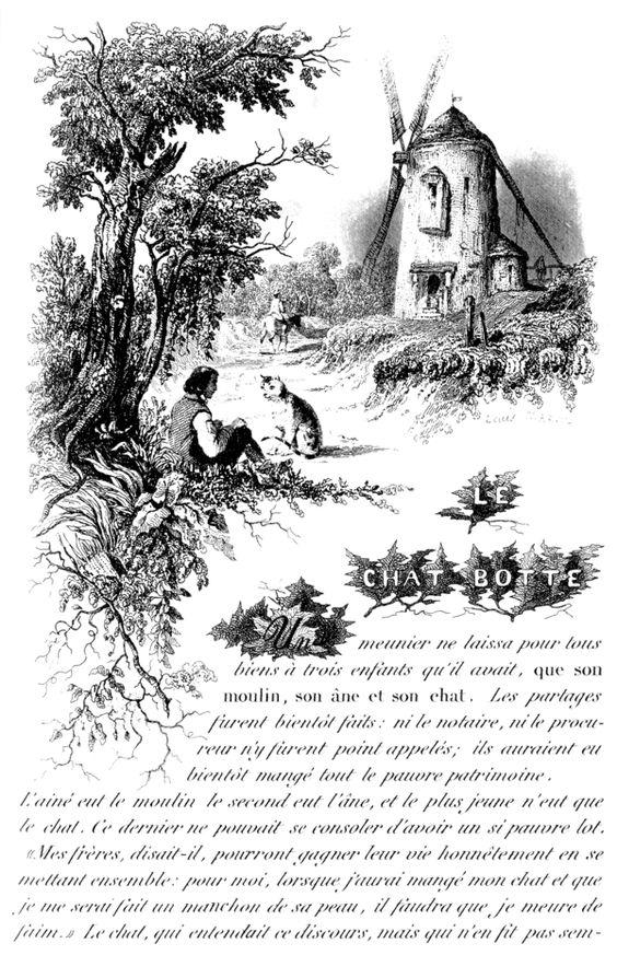 Édition Curmer (1843) - Le Chat botté - 2.png