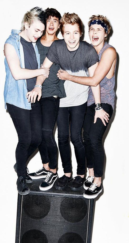 5SOS: 20 Facts About 5 Seconds Of Summer You Never Knew (Maybe) | omg - Yahoo Celebrity UK