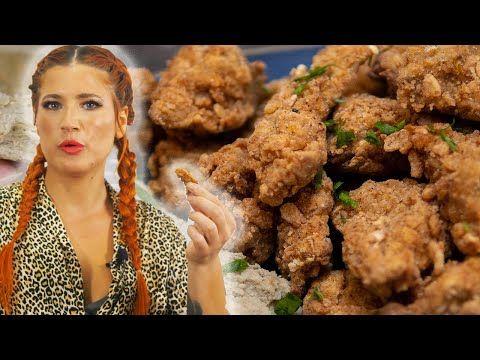 This Vegan Chicken Recipe Is The Culmination Of All Of Every Vegan Chicken Alternative Into One Tofu Ja In 2020 Vegan Chicken Recipes Vegan Fried Chicken Vegan Fries