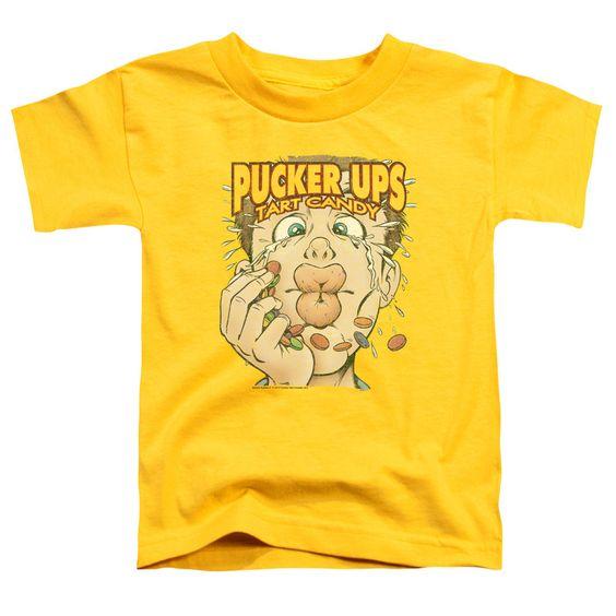 Dubble Bubble: Pucker Ups Toddler T-Shirt