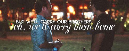 Comme des frères !!