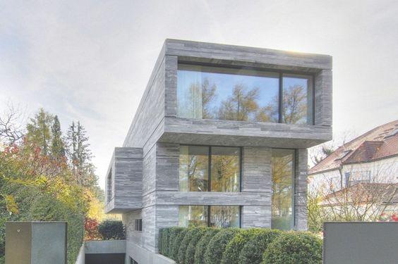 Wohnhaus mit Musikraum von Beer Architektur