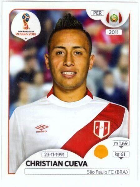Christian Cueva Peru Rusia 2018 Rusia Jersey Atletico Madrid
