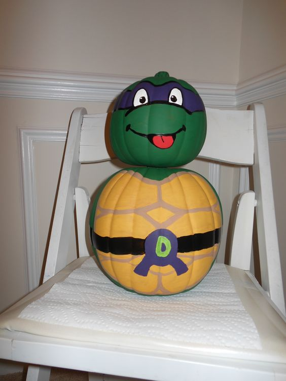 Pinterest the world s catalog of ideas for Glow in the dark paint for real pumpkins