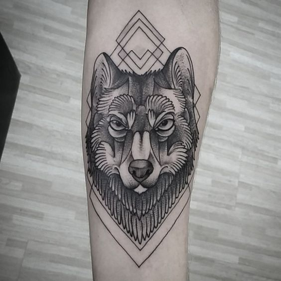 #tattoofriday - Boni Lucena, Brasil.
