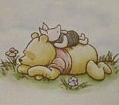 Classic pooh and piglet