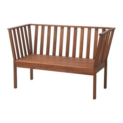 Betsholm Bench Outdoor Acacia 135x62x85 Cm Ikea Outdoor
