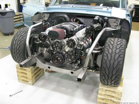 Ls engine, Chevy and Detroit on Pinterest