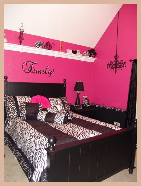 Pink Bedroom Decor Ideas Dyi Home Renovations Zebra Bedroom Zebra Room Zebra Girls Bedroom
