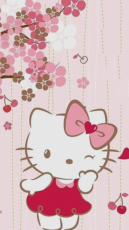 Image Result For Hello Kitty Cute Hello Kitty Wallpaper Hello Kitty Backgrounds Hello Kitty Art