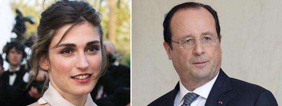 François Hollande et Julie Gayet, elle s'installe à l'Elysée