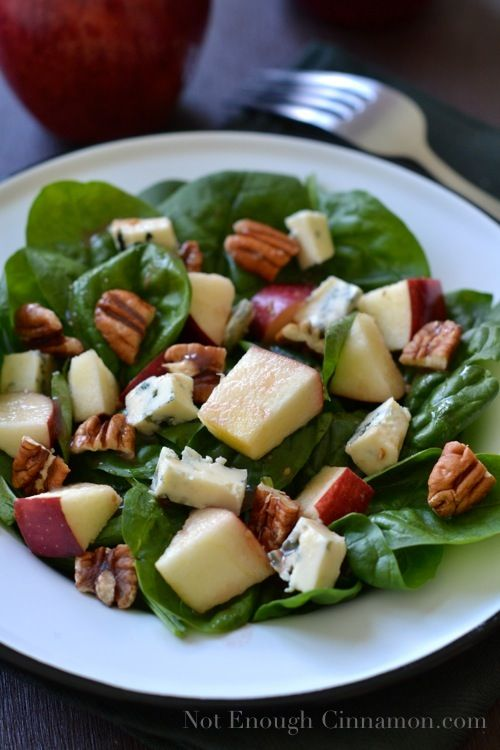 ... salads cheese pecans salads apples agaves autumn pomegranates blue