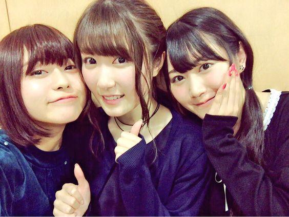 水瀬いのりさんと小倉唯さんと日高里菜さん