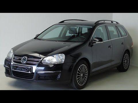 Volkswagen Golf Variant 1 9 Tdi Comfortline Bluemotion Business