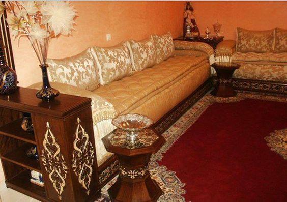 Salon Marocain Traditionnel Vendre En Ligne Salon Marocain Pinterest Salon Marocain And