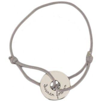 Bracelet cordon infini , Les bijoux de Pauline et Victoria