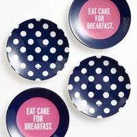 kate spade new york tidbit plates (set of 4) (Nordstrom Exclusive) | Nordstrom