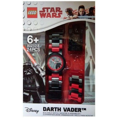 Lego License Horloge Lego Star Wars Darth Vader Lego Star Wars Lego Ideeën Rollenspel