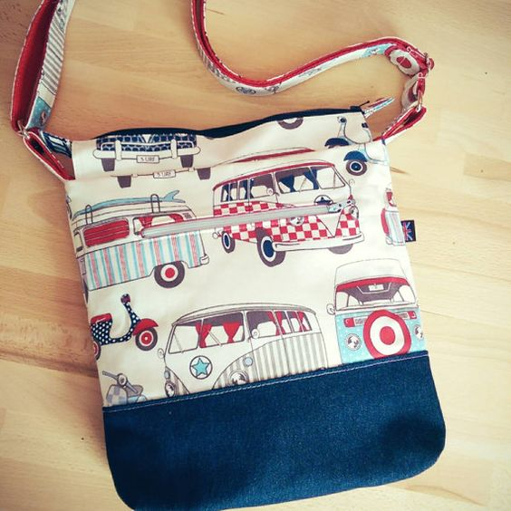 Check out this item in my Etsy shop https://www.etsy.com/listing/263068543/camper-van-crossbodyscooter-crossbody