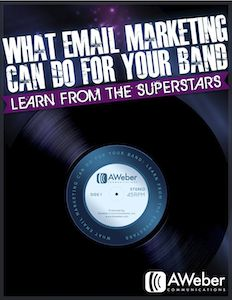 #Email #Marketing for #Musicians  You may never have thought of it before, but email is the best tool for attracting #fans, promoting gigs and selling your #merchandise. Email marketing is the best way to get the word out and generate #buzz in our post-CD society. In fact, it's much quicker and less expensive than traditional marketing methods.
