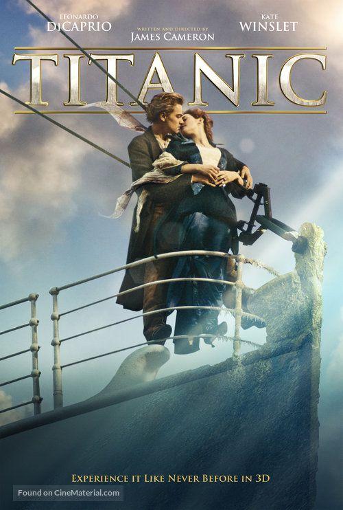 Boat Titanic Movie Poster Titanic Poster Titanic