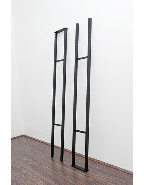 Floor To Ceiling 10ft Mounting Frame Magnum Wine Rack Wall Metal Wine Rack Support Wall
