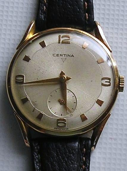 Was vintage watches on ebay ben