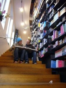 ABC bookstore in #amsterdam