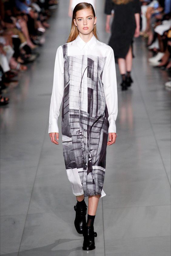 Sfilata DKNY New York - Collezioni Primavera Estate 2016 - Vogue