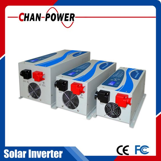Single to 3 phases 5kw 6kw 8kw 5000W 6000W dc to ac MPPT Solar Power Inverter for generater and home appliances